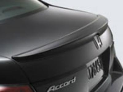 DAR Spoilers - Honda Accord 4Dr DAR Spoilers OEM Look Trunk Lip Wing w/o Light ABS-714