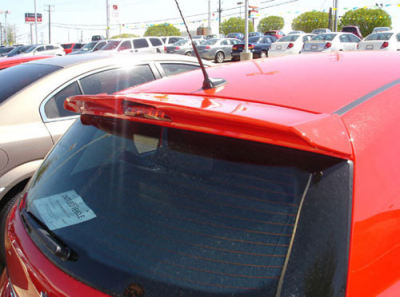 DAR Spoilers - Saturn Astra 5-Dr Hatchback DAR Spoilers Custom Roof Wing w/o Light ABS-722