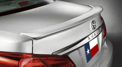 DAR Spoilers - Toyota Avalon DAR Spoilers OEM Look Trunk Lip Wing w/o Light ABS-744