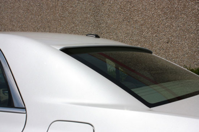 DAR Spoilers - Chrysler 300 DAR Spoilers Custom Rear Wing w/o Light ABS-751