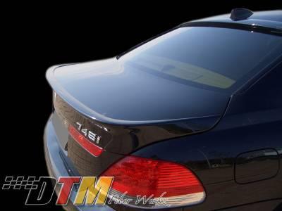 DTM Fiberwerkz - BMW 7 Series DTM Fiberwerkz ACS Style Rear Spoiler - E65ACSREARSp