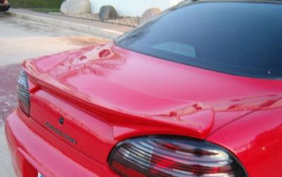 DAR Spoilers - Pontiac Grand Prix (Small) DAR Spoilers Custom Flush Wing w/o Light FG-024