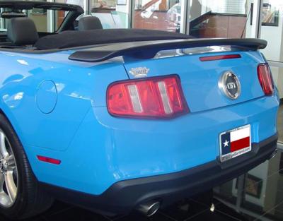 DAR Spoilers - Ford Mustang DAR Spoilers Custom 3 Post Wing w/o Light FG-033