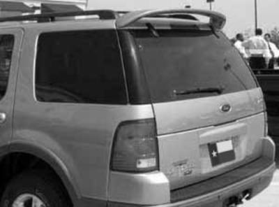 DAR Spoilers - Mercury Mountaineer DAR Spoilers Custom Roof Wing w/o Light FG-059
