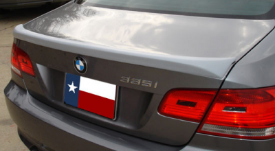 DAR Spoilers - Bmw 3 Series 2-Dr (Not Convertible) DAR Spoilers Custom Trunk Lip Wing w/o Light FG-065