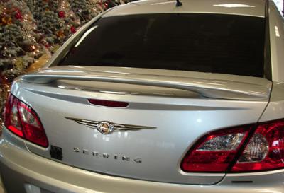 DAR Spoilers - Chrysler Sebring 4-Dr DAR Spoilers Custom 3 Post Wing w/o Light FG-066