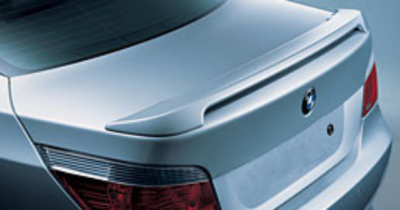 DAR Spoilers - Bmw 5-SeriES DAR Spoilers OEM Look 3 Post Wing w/o Light FG-079