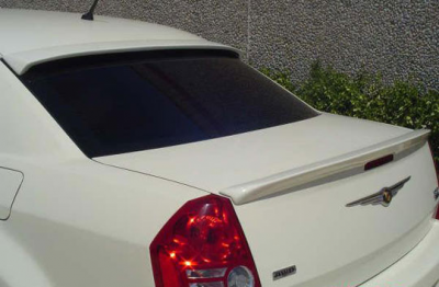 DAR Spoilers - Chrysler 300 DAR Spoilers Custom Rear Wing w/o Light FG-089