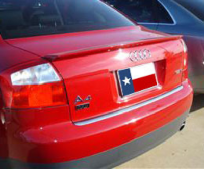 DAR Spoilers - Audi A4 S-Line DAR Spoilers Custom Trunk Lip Wing w/o Light FG-097