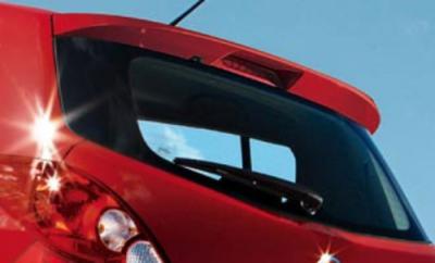DAR Spoilers - Nissan Versa Hatchback DAR Spoilers OEM Look Roof Wing w/o Light FG-102