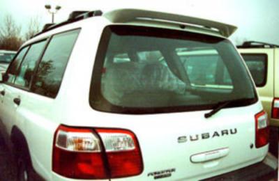 DAR Spoilers - Subaru Forester DAR Spoilers OEM Look Roof Wing w/o Light FG-104