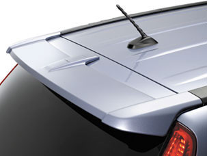 DAR Spoilers - Honda CRV DAR Spoilers OEM Look Roof Wing w/o Light FG-106