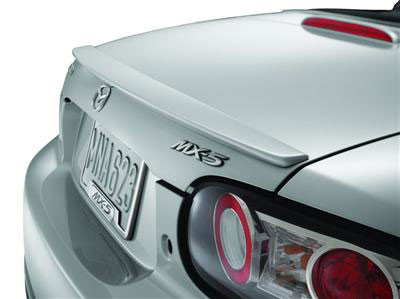 DAR Spoilers - Mazda Miata Mx-5 (Not Hardtop Convert) DAR Spoilers OEM Look Trunk Lip Wing w/o Light FG-129