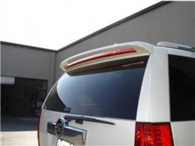 DAR Spoilers - Cadillac escalade DAR Spoilers Custom Roof Wing w/o Light FG-153