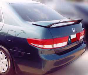 DAR Spoilers - Honda Accord 2-Dr DAR Spoilers OEM Look 3 Post Wing w/ Light FG-167