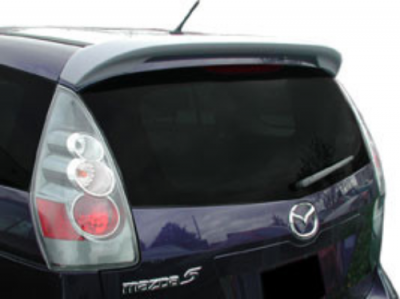 DAR Spoilers - Mazda 5 Hatchback DAR Spoilers OEM Look Roof Wing w/o Light FG-185