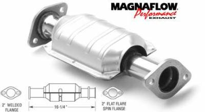 MagnaFlow - MagnaFlow Direct Fit Catalytic Converter - 22760