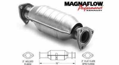 MagnaFlow - MagnaFlow Direct Fit Catalytic Converter - 22761