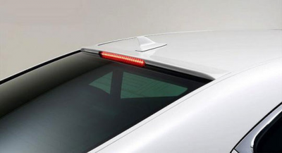 DAR Spoilers - Lexus LS460 DAR Spoilers Custom Rear Wing w/o Light FG-204