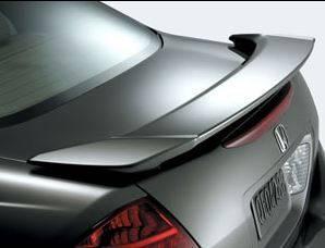 DAR Spoilers - Honda Accord 4-Dr DAR Spoilers OEM Look 3 Post Wing w/o Light FG-211