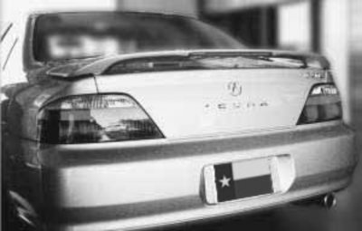 DAR Spoilers - Acura TL DAR Spoilers OEM Look 3 Post Wing w/ Light FG-222