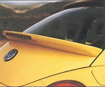 DAR Spoilers - Volkswagen Beetle DAR Spoilers OEM Look Flush Wing w/ Light FG-229