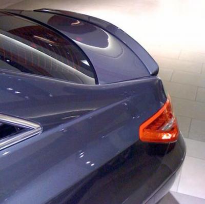 DAR Spoilers - Mercedes E-Class Coupe DAR Spoilers Custom Trunk Lip Wing w/o Light FG-256