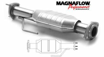 MagnaFlow - MagnaFlow Direct Fit Catalytic Converter - 23297