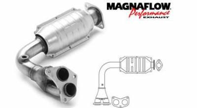 MagnaFlow - MagnaFlow Direct Fit Front Catalytic Converter - 23320