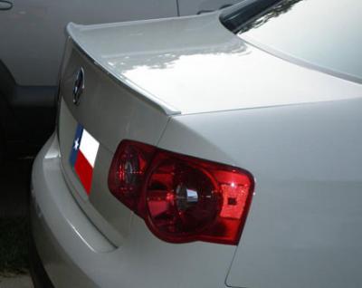 DAR Spoilers - Volkswagen Jetta DAR Spoilers Custom Trunk Lip Wing w/o Light FG-279