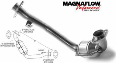MagnaFlow - MagnaFlow Direct Fit Catalytic Converter - 23335