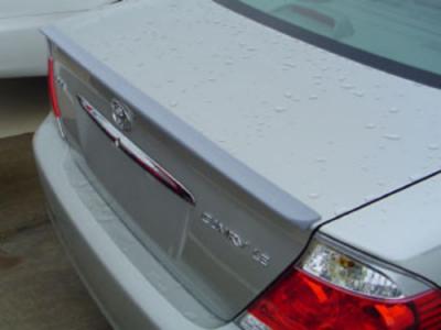 DAR Spoilers - Toyota Camry DAR Spoilers OEM Look Trunk Lip Wing w/o Light FG-298