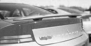 DAR Spoilers - Dodge Stratus 2Dr DAR Spoilers Custom 3 Post Wing w/o Light FG-502