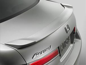 DAR Spoilers - Honda Accord 4-Dr DAR Spoilers OEM Look Flush Wing w/o Light FG-504