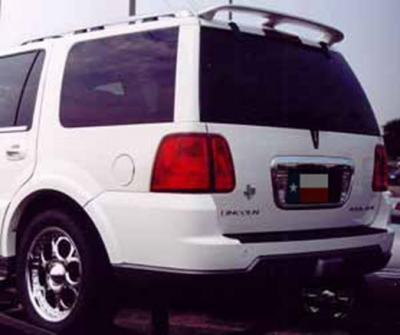 DAR Spoilers - Ford Expedition DAR Spoilers Custom Roof Wing w/o Light FG-511