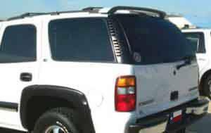 DAR Spoilers - Gmc Yukon DAR Spoilers Custom Roof Wing w/o Light FG-520