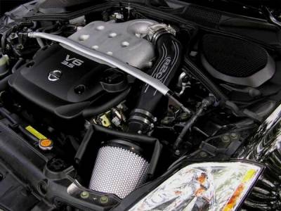 R2C Performance - Nissan 350Z R2C MaxxFlow Cold Air Intake System - CAI10500