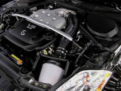 R2C Performance - Nissan 350Z R2C MaxxFlow Cold Air Intake System - CAI10500