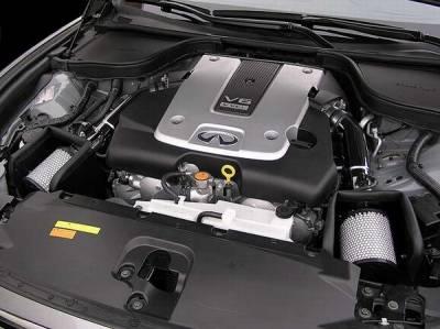 R2C Performance - Infiniti G35 R2C MaxxFlow Cold Air Intake System - CAI10505