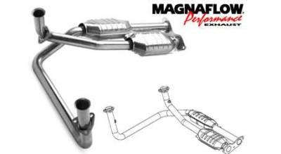 MagnaFlow - MagnaFlow Direct Fit Catalytic Converter - 43453