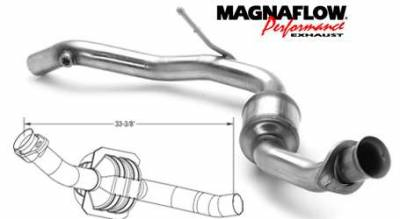 MagnaFlow - MagnaFlow Direct Fit Catalytic Converter - 50204