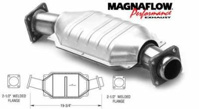 MagnaFlow - MagnaFlow Direct Fit Catalytic Converter - 93427