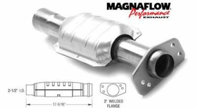 MagnaFlow - MagnaFlow Direct Fit Catalytic Converter - 93485