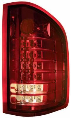 In Pro Carwear - Chevrolet Suburban In Pro Carwear LED Liftgate Handle - CLR00BT