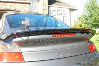GT3 - 996 Turbo GT3 Wing Carbon TA