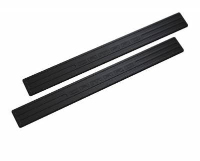 Defenderworx - Chevrolet Camaro Defenderworx Door Sills Chrome - CB1021