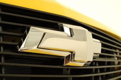 Defenderworx - Chevrolet Camaro Defenderworx Bowtie - Chrome - CC1001