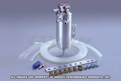 Greddy - Nissan Greddy Breather Tank with Type S Cap - 8mm - 12400903