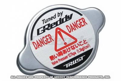Greddy - Mazda Greddy Radiator Cap - Type S - 13901000