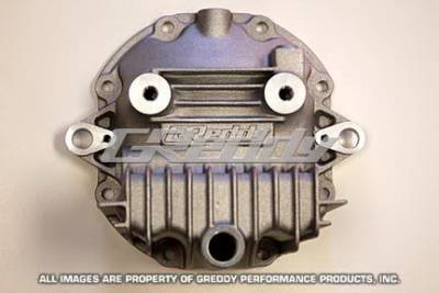 Greddy - Nissan Silvia Greddy R200 High Capacity Differential Cover - 14520401